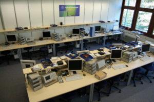 Elektronikpraktikum Raum